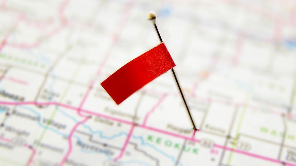 Lokasi map
