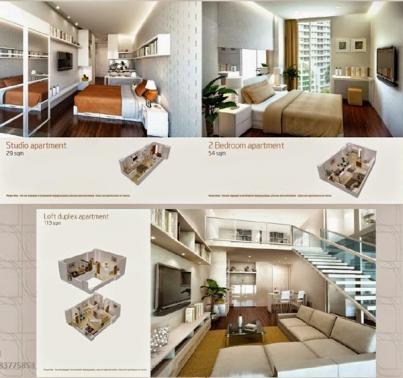 Apartemen-Alterra-Residence-studio,2-Bedroom-dan-Loft