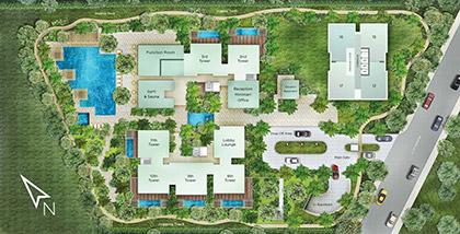 verde-Jakarta-Kuningan-CBD_siteplan